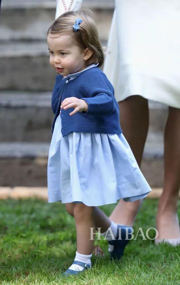 羡慕| 英国王室最火的是她?才3岁已经被千万人宠爱了…