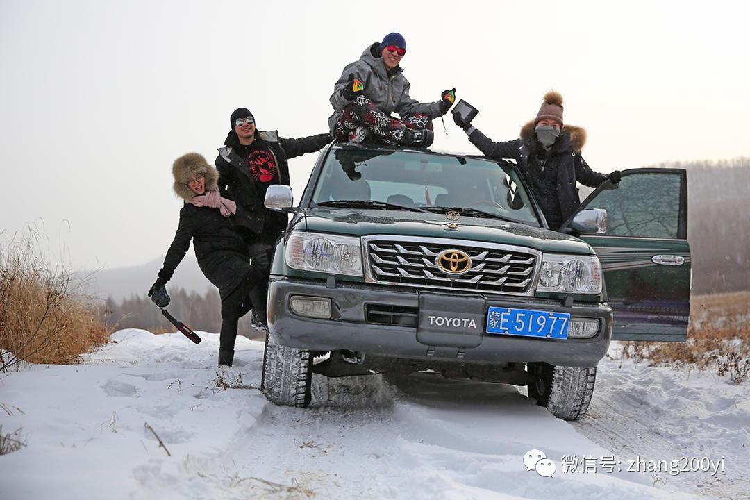 雪乡宰客成风,不如到呼伦贝尔感受冰雪大世界的热情!