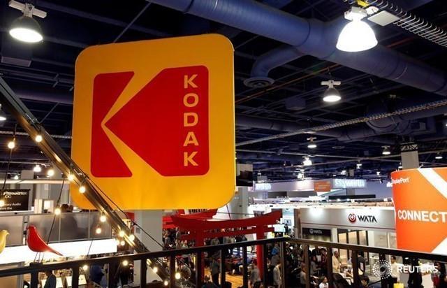 """柯达宣布将推出""""柯达币"""":公司股价随后飙升"""