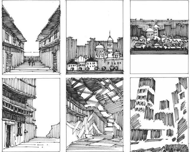 建筑手绘的三大法宝(图文解析)