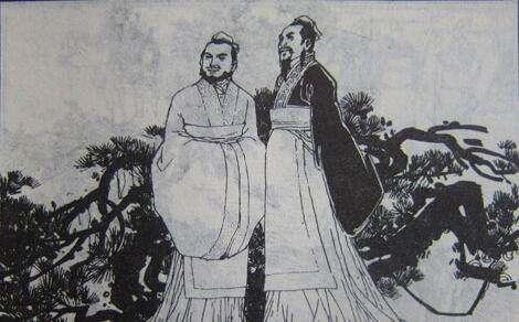 在管仲的辅佐下,齐桓公很快成为春秋霸主,孔子称赞道: