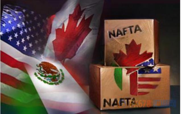 美国或将退出Nafta致加元疲软,美元兑加元飙升近百点
