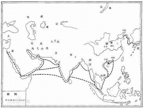 海外贸易土豪糜竺家族给了刘备10吨以上黄金 轶事秘闻 第4张