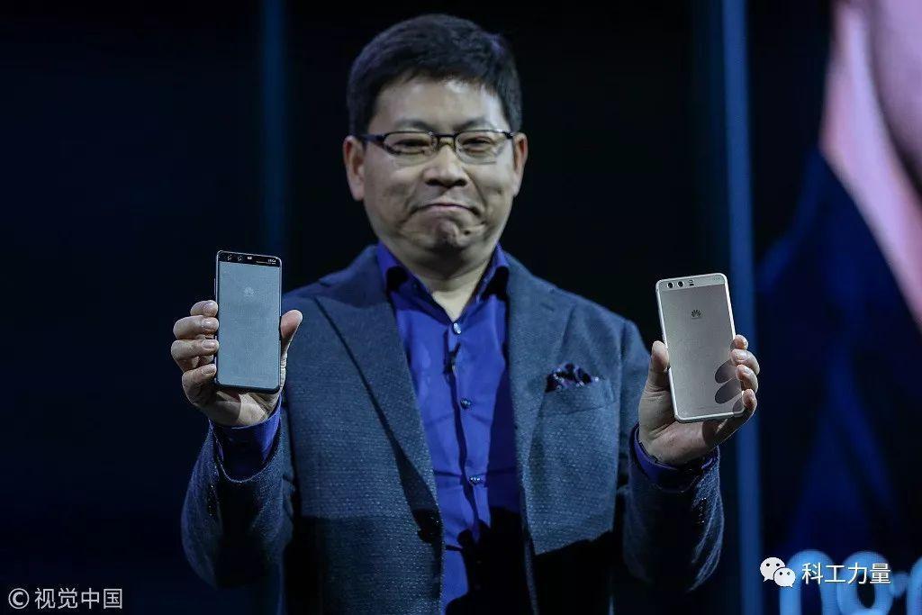 华为手机美国遇挫,没必要责怪美国政府 (组图)