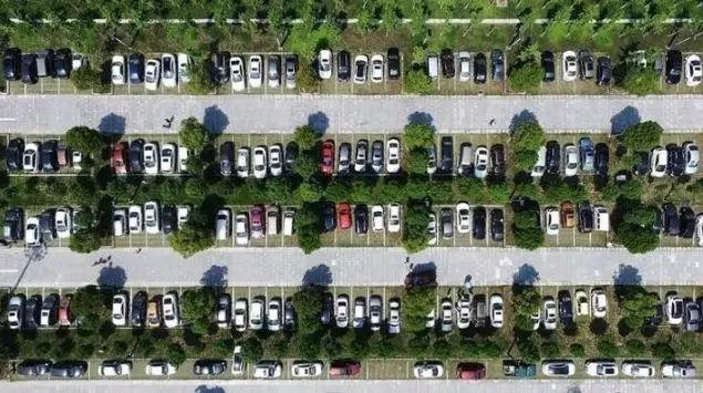 停车场现场