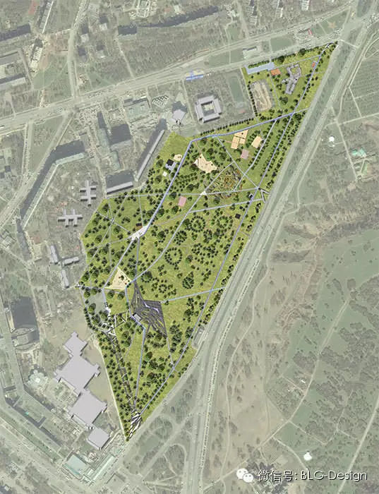 城市自然综合体——sadovniki公园