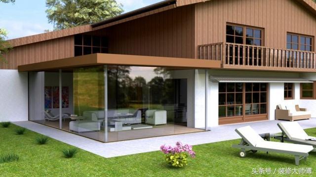 最值得珍藏的农村阳光房装修效果图,张张都有精彩的设计介绍说明