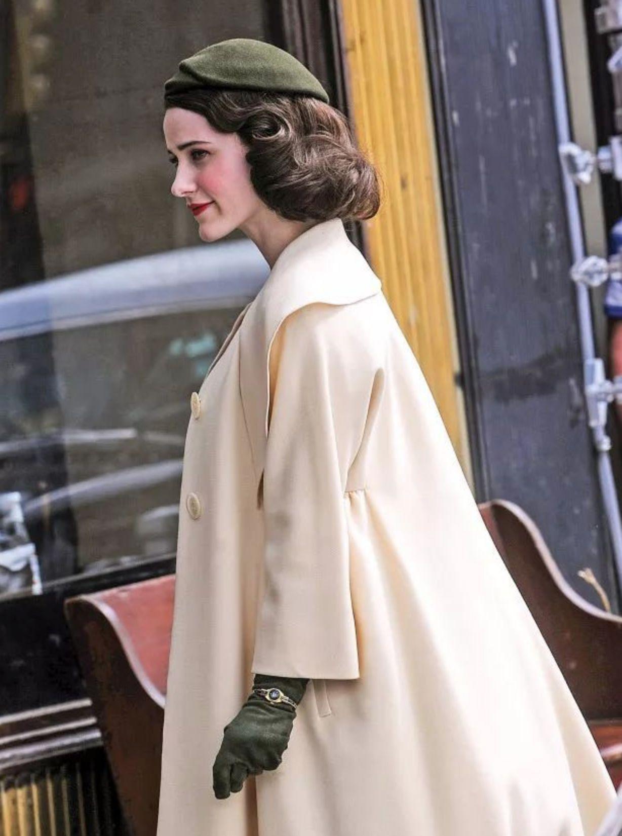 《了不起的麦瑟尔夫人》,了不起的是穿衣 时髦观