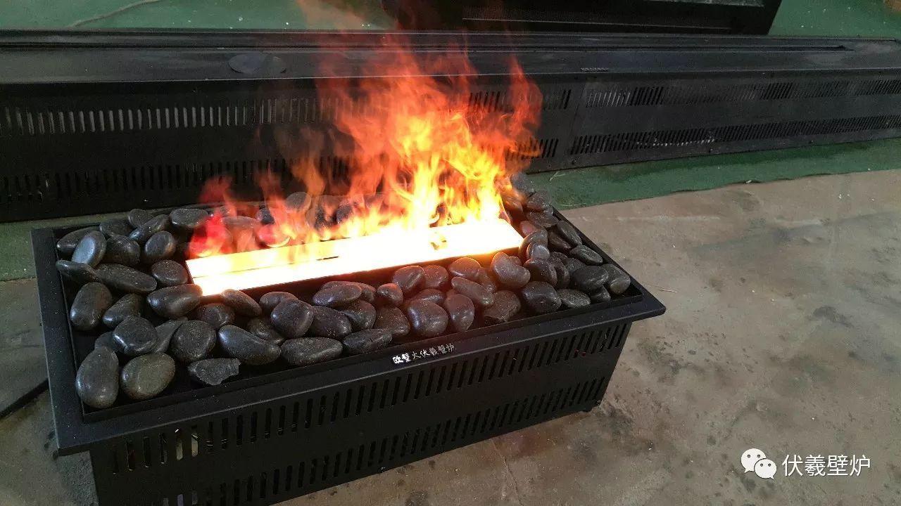 壁炉图片 电壁炉品牌 伏羲壁炉 led雾化壁炉真火壁炉欧式壁炉美式壁炉图片