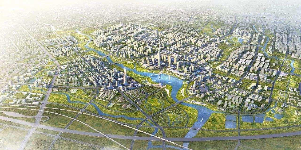 合肥东部,将崛起一个活力城市新中心!