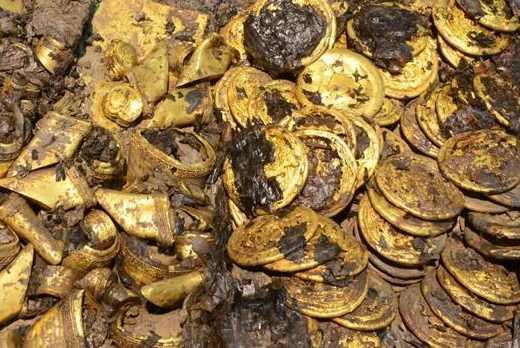 海外贸易土豪糜竺家族给了刘备10吨以上黄金 轶事秘闻 第3张