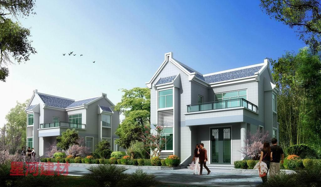 2018年新晋热门别墅设计 大气美观,更经济适用 农村也能建
