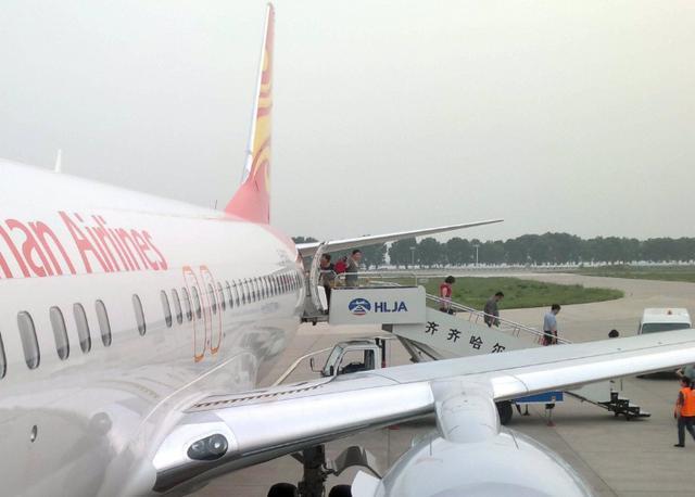 这个机场是黑龙江西部的航空要道,名字尴尬到爆,你去过么?