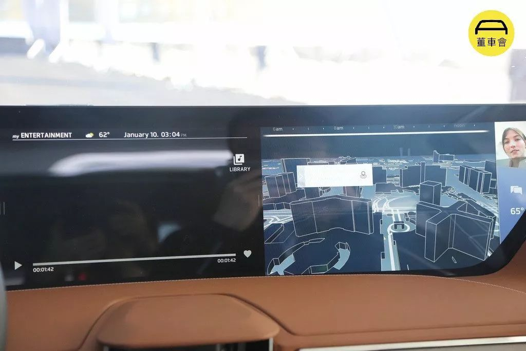 拜腾概念车我们试乘了 3 次,这个车的细节 99% 的人猜不到 | 董试
