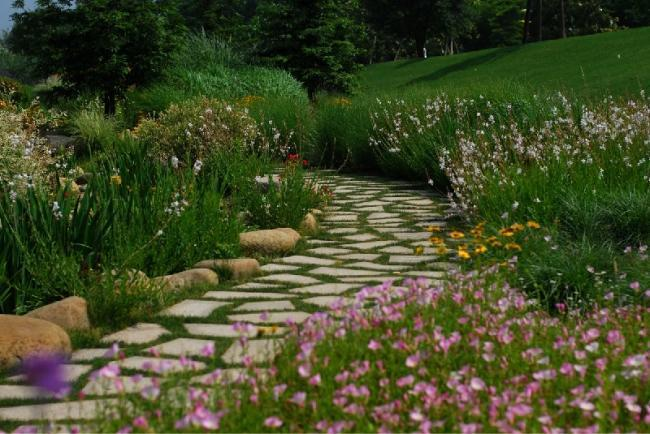 景观设计师:旱溪花境景观