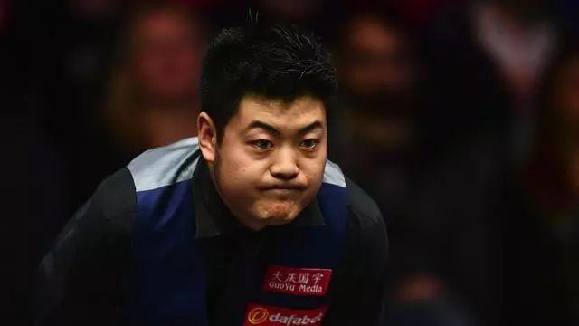 梁文博暂未获得世界大奖赛门票 1月底的德国大师赛是好机会