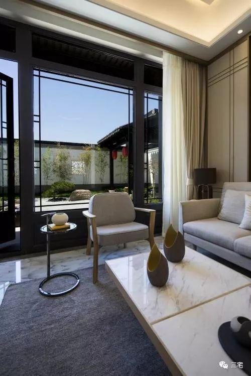 中式合院别墅为什么会成为顶级豪宅?原因在这里!