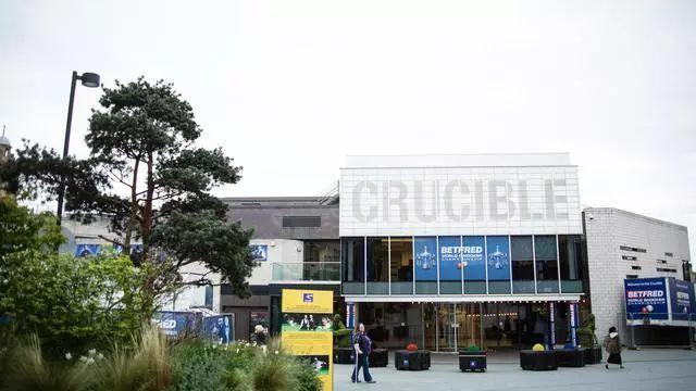 克鲁斯堡剧院入选英格兰十大体育场地,丁俊晖尚未征服这座赛场