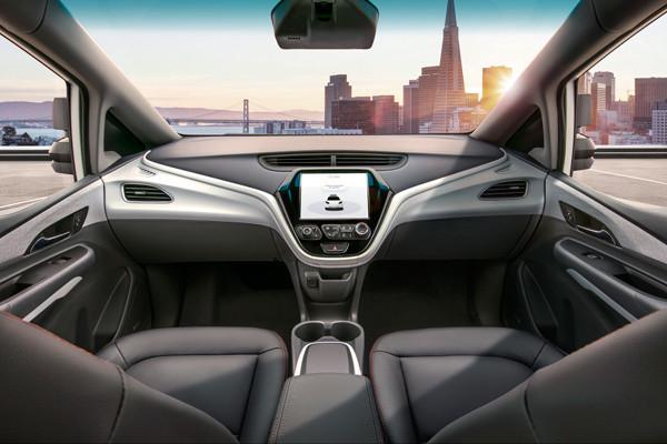 通用联合Cruise发布第四代自动驾驶原型,无方向盘和刹车油门踏板