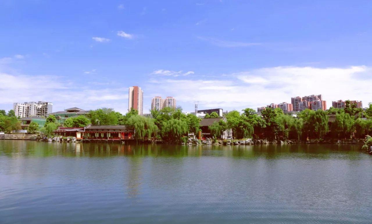 贵阳东山山体公园图片