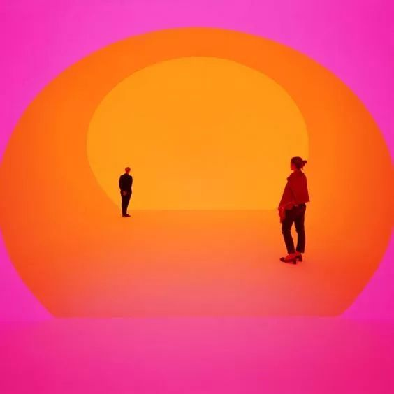 创意摄影   存在空间里的光
