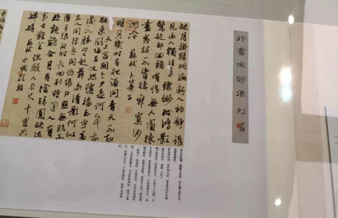 第六届中国书法兰亭奖现场作品欣赏