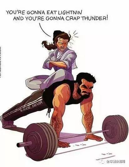 如果你有一个愿意陪你健身的女票!你能像他一样浪漫么?