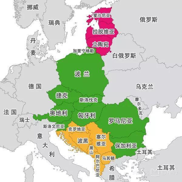 波罗的海,东欧与巴尔干地区,想去中东欧先看这一篇!图片