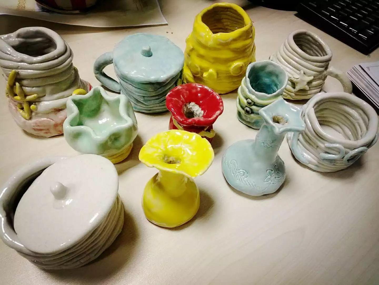 3,孕妇diy活动——陶艺手工