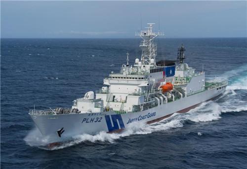 资料图:日本巡逻船