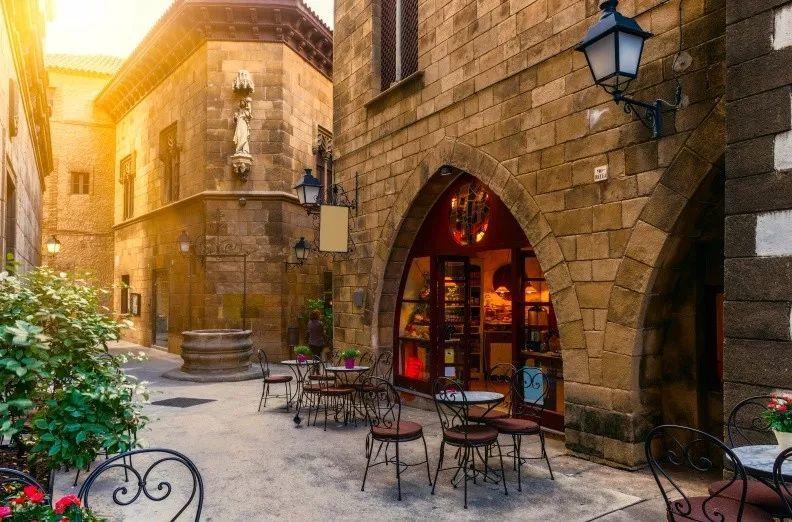 购物地标 | 西班牙热情式退税