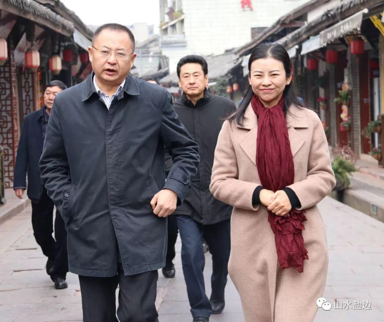 盐边县与成都市龙泉驿区 联姻 ,将在产业投资等多领域开展深度合作
