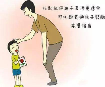 """【美猴育儿经】别再表扬孩子了,有害无益,该试试用""""鼓励""""替代图片"""