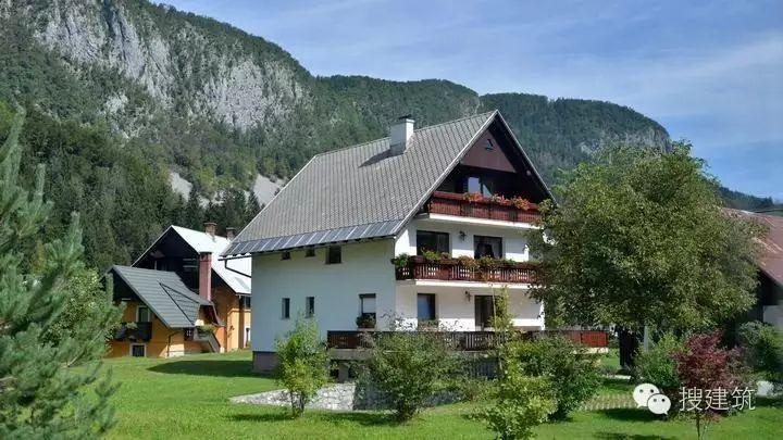乡村方案,别墅的奢侈品城市家装热水系统别墅图片