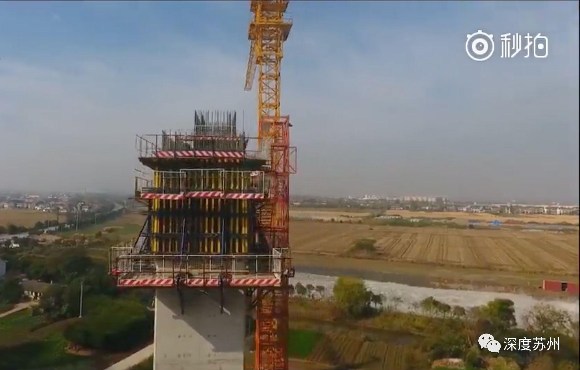 该项目 计划2019年建成,这对于苏州人来说,去往南通方向也就多了一个