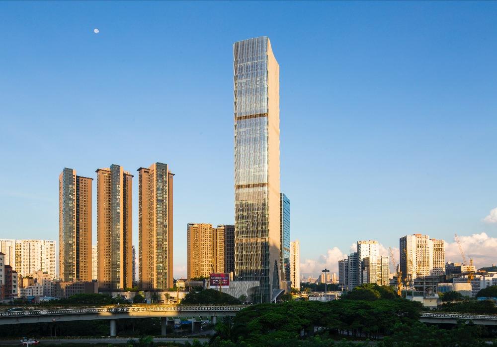 深圳福田区京基滨河时代广场超甲级海景写字楼