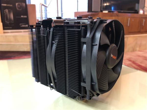 这款CPU散热器厉害了:支持250W TDP!