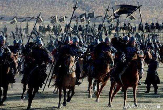 明末一支由太监组建的军队,只有一万多人,却成为攘外安内主力
