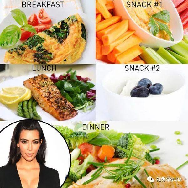 减肥食谱一月瘦20斤_大S怒瘦20斤食谱曝光!明星原来都吃这些减肥