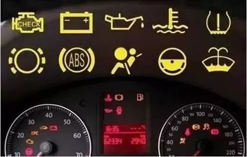 """各位车主一定要重视 """"阿拉丁神灯""""——机油报警灯 当机油压力故障灯亮"""
