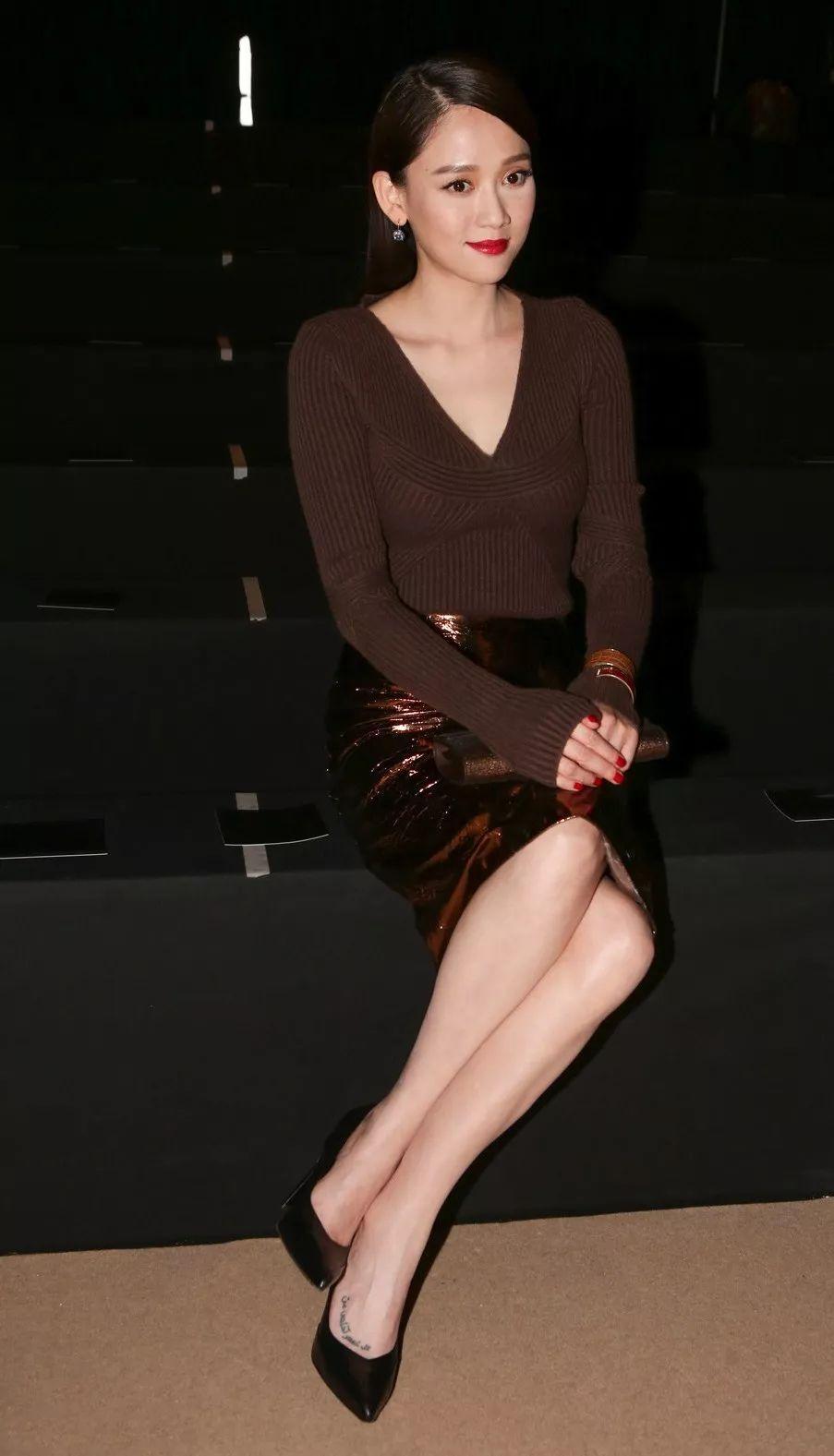 陈乔恩和我肏屄_陈乔恩/ c/脚上有纹身的女明星有那些?