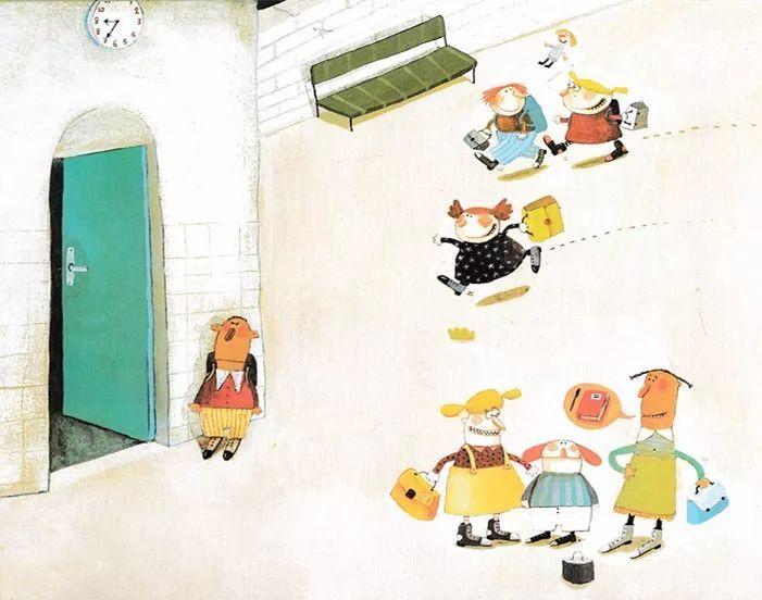 《卡夫卡变虫记》——教育家长的绘本-第15张图片-58绘本网-专注儿童绘本批发销售。