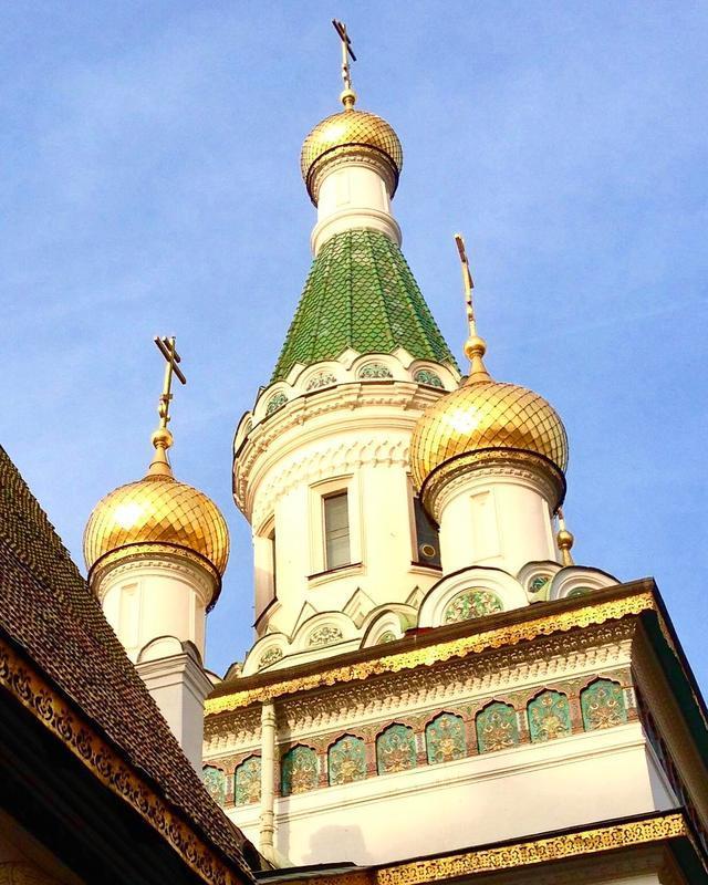 环球之旅之保加利亚  都说它是上帝的后花园,你怎能不来看一看