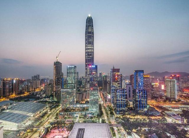 中国最有实力赶超上海的城市,腾讯、华为从这里起家