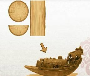 木头舟猜成语_看图猜成语
