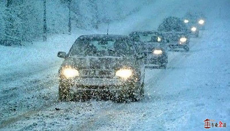 """汽车在冬季成了""""油老虎"""",这究竟是为什么呢? - 周磊 - 周磊"""