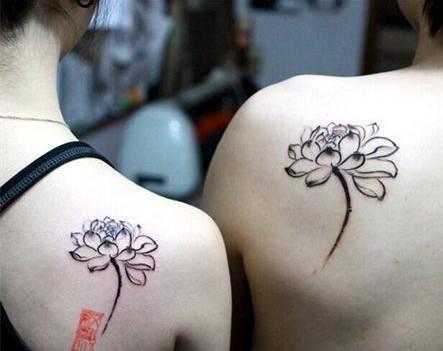 刺青 纹身 443_351图片