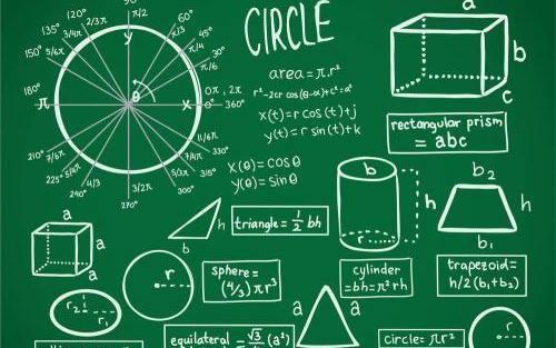 中考數學幾何題,就考這140多條公式定理 !圖片