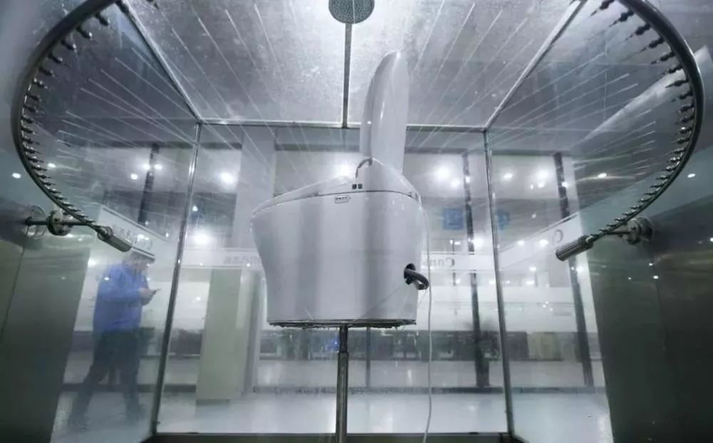 """组建全国首个智能马桶""""政产学研检""""联盟,加热器,控制器,清洗器,电磁阀图片"""