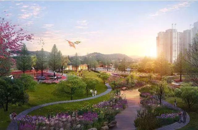 鶴林生態公園春節前開放!晉安三園將整合,福州最大公園呼之欲出!圖片